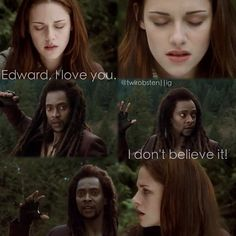 New Moon - Biss zur Mittagsstunde Twilight Movie Scenes, Twilight Jokes, Twilight Saga Series, Twilight Edward, Twilight Cast, Twilight New Moon, Twilight Pictures, Fantasy Romance, Breaking Dawn
