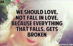 Everything That Falls Gets Broken