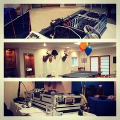 We provide the outmost professional DJ services, creating a great ambiance for that special moment whether it's a corporate event, wedding,...