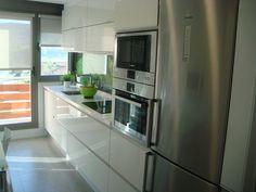 Fotos de cocinas blancas (pág. 50) | Decorar tu casa es facilisimo.com