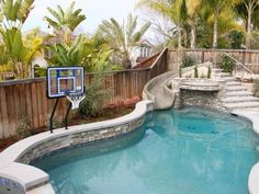 One word: waterslides. These Pool Kings' creations just might inspire your next backyard renovation.