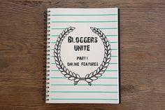 Bloggers unite! Part I: online features – Nur noch