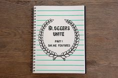 Bloggers unite! Part I: online features – Nur noch