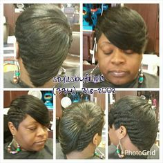 hairstyles piece hairstyles quickweave 56 20 rebecca grimes b rocks