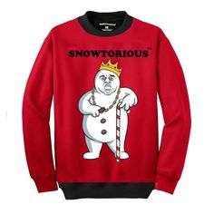 Looking for Snowtorious - Ugly Christmas Sweater - Funny Christmas Sweater ? Check out our picks for the Snowtorious - Ugly Christmas Sweater - Funny Christmas Sweater from the popular stores - all in one. Diy Ugly Christmas Sweater, Tacky Christmas, Ugly Sweater Party, Christmas Humor, Christmas Ideas, Christmas Clothes, Holiday Sweater, Christmas Stuff, Grumpy Cat