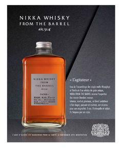 Nikka Japanese Whiskey.