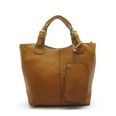 Morris Tote Caramel  $58.75 from Mimi's Boutique