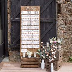#mariagechampetrechic extrait I : le plan de table ! #monsieurplusmadame #weddingdesign