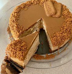 Biscoff Recipes, Oreo Dessert Recipes, Cheesecake Recipes, Baking Recipes, Delicious Desserts, Yummy Food, Lotus Cheesecake, Biscoff Cheesecake, Biscoff Cookie Butter