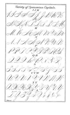 Spencerian key to practical penmanship