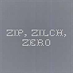 Zip, Zilch, Zero Activity that builds students understanding of additive inverses, adding integers, and absolute value.