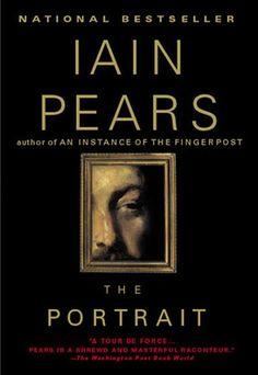 """Iain Pears - """"The Portrait"""""""