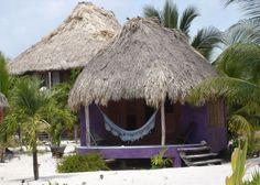 Purple bungalow? yes please #Matachica Resort