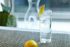 An increasingly popular variation on the G&T, the addition of lemonade makes for a light, spritzy drink that's easy to mix and delicious, a great, simple serve.