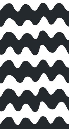 Marimekko for Target - black lokki print - iPhone background