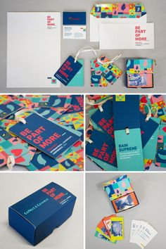 Conference Branding & Visual Language on Behance