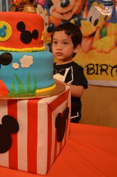"""Photo 9 of 36: Mickey Mouse Clubhouse / Birthday """"Noah's Clubhouse!"""" 