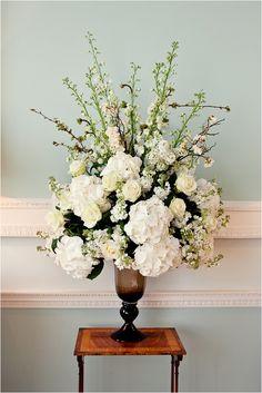 1930s Influenced Wedding: Black, White & Aubergine [part 1] - Want That Wedding