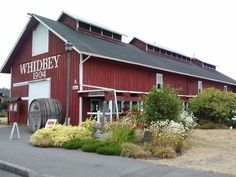 Greenback Farm on Whidbey Island this is where the famous Loganberry Liqueur was made---sadly no longer Washington Island, Oregon Washington, Island County, Places To Travel, Places To Visit, Whidbey Island, Pacific Northwest, Road Trips, Places Ive Been