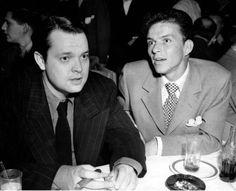Orson Welles & Frank Sinatra