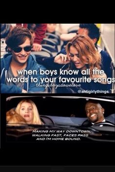 Haha! White chicks is hilarious. Unless it isn't your favorite song. ;)