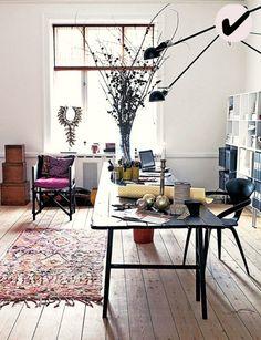 Méchant Design: working place