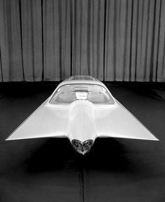 Ford Gyron Concept Car - Retronaut