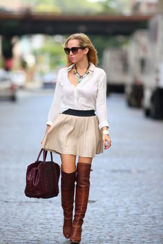 Over-the-knee boots love them!