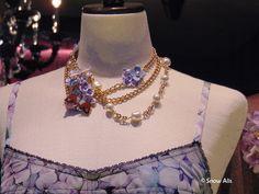 Украшение на шею Felting, Inspiration, Jewelry, Fashion, Biblical Inspiration, Moda, Jewlery, Felt Fabric, Jewerly