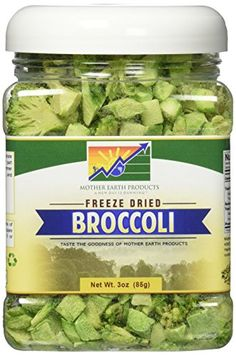 camping snacks - Mother Earth Products Freeze Dried Broccoli, Net Wt ** You can find more details by visiting the image link. (This is an affiliate link) Dried Vegetables, Organic Vegetables, Fruits And Vegetables, Funny Camping Pictures, Freeze Dried Fruit, Camping Snacks, Frozen Broccoli, Emergency Food, Freeze Drying