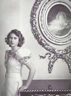 Princess Elizabeth, 1942, by Cecil Beaton