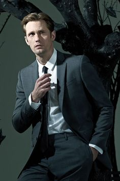 Alexander Skarsgard.... Biggest celebrity crush with Ryan Gosling and Reynolds seriously close!!!!