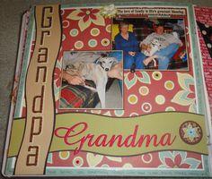 grandpa and grandma - Scrapjazz.com