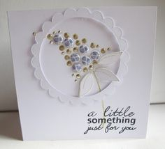 Blossoms and Candi….. – Craftwork Cards Blog