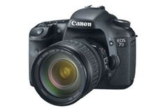 Canon EOS 7D with EF 28-135 IS Lens