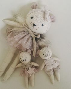 New dolls in the shop