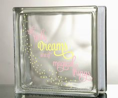 Little girls dreams are made of magical by VinylDecorBoutique