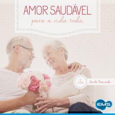 Cuidar da saúde é uma das melhores formas de viver um amor para sempre! Cuide da sua e da saúde do seu amor! #diadosnamorados #dataespecial <3 <3 <3