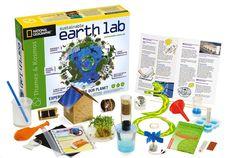 Science kit for kids.