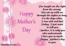 happy mother's day greeting card quotes