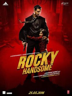 Rocky Handsome =========> Rocky Handsome is a loose adaptation of the 2010 Korean film The Man from Nowhere. The film story revolves around John Abraham as Kabir Ahlawat/Rocky Handsome who. Mafia, Movies To Watch, Good Movies, Movie Plot, Movie Tv, Hindi Movies Online, Film Story, John Abraham, Free Movie Downloads