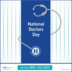 A doctor is a helper of the god. Who will help 24/7. On this day Homeocare International wishes all the doctors a Happy #NationalDoctorsDay