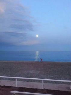 Luna a Nizza