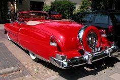 1956 Cadillac Eldorado Series 62 Convertible W/ Continental Kit.