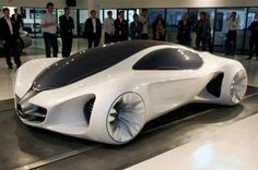 Mercedes-Benz BIOME concept car...yummy...