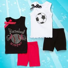 Take a look at the For the Love of the Game event on zulily today!