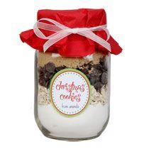 Bulk Christmas Craft: Pint Jar Cookies at DollarTree.com