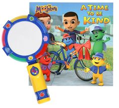 The Moodsters Mirror #Giveaway & A Message from the Creator | #TheMoodsters