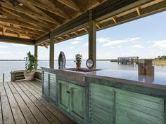 DIY Network: Blog Cabin 2014.  Lake house in Winter Haven, FL.