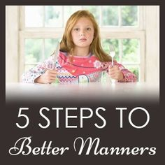 "Minds on Manners: A Step by Step Guide to ""Please,"" ""Thank you,"" and More"